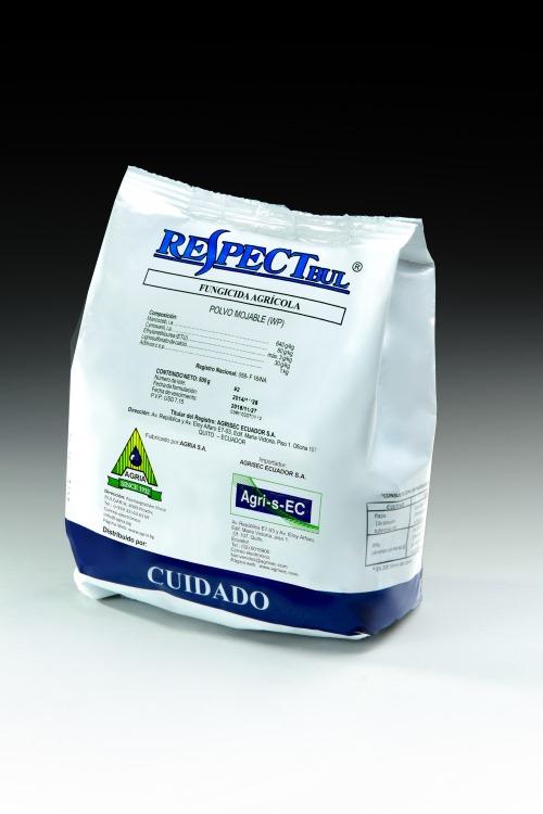 RESPECTBUL (mancozeb 640 g/kg + cymoxanil 80 g/kg WP